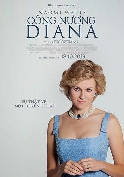 Công Nương Diana - Phim Hay 2014