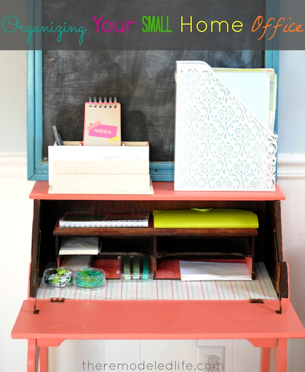 organize small office. Organizing Your Small Home Office Organize E