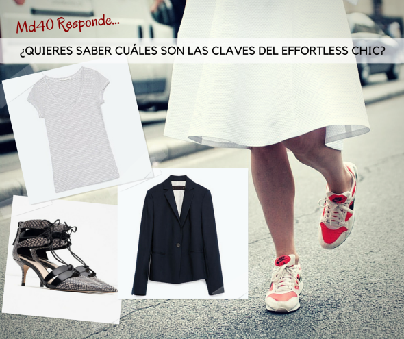 effortless chic tendencia clave
