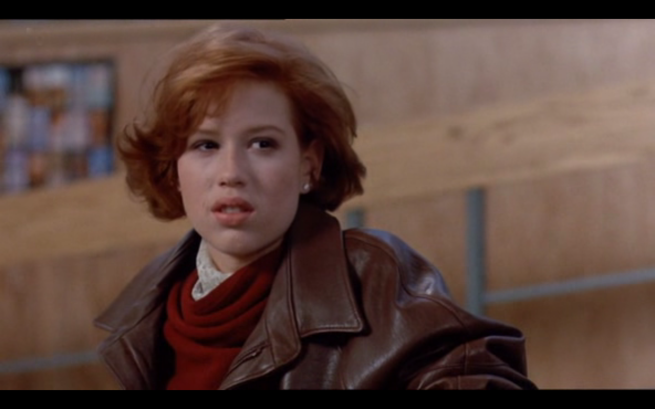 claire standish The perfect thebreakfastclub mollyringwald clairestandish animated gif for  your conversation discover and share the best gifs on tenor.