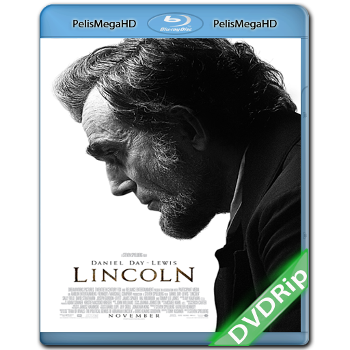 Lincoln (2012) DVDRip Español Latino
