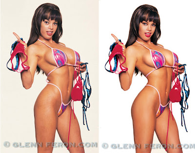 jessica able before and after photoshop