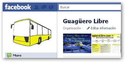 "GUAGUERO LIBRE ""FACEBOOK"" NOTICIAS INTERESANTES , GUAGUAS MUNICIPALES. LAS PALMAS DE G.C.."