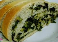 Rocambole de Verduras (vegana)