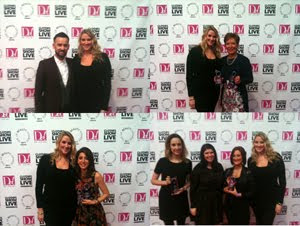 Live from The UK Beauty Awards 2011