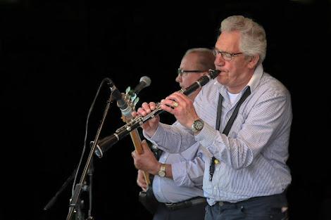 """""""Jazz im Biergarten"""" mei 2017 Rheinaue-Bonn"""