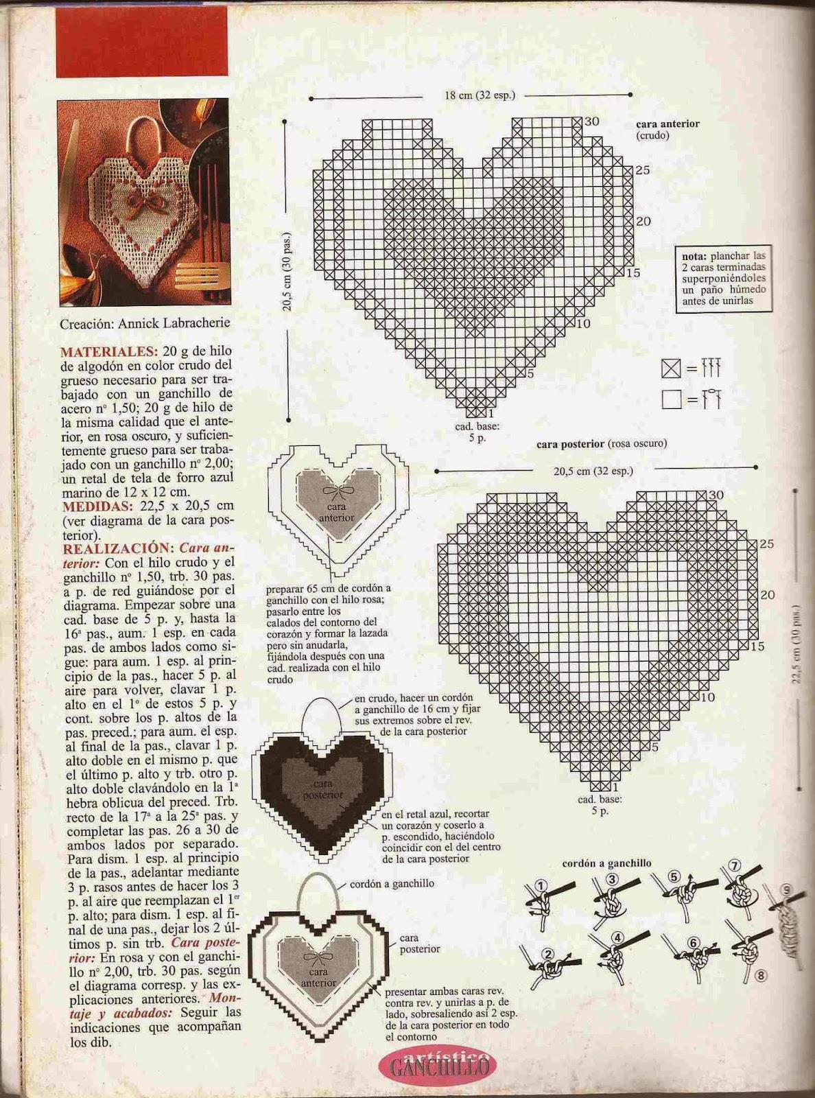 """#82 Cogedor a Crochet """"Un detalle en la cocina"""""""