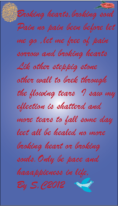 Top Poem I Wrote While Back Ised Br Ng Heartsjust Left My First Marriage Of 20 Yearslot Stuff Gone Through Last Six Months
