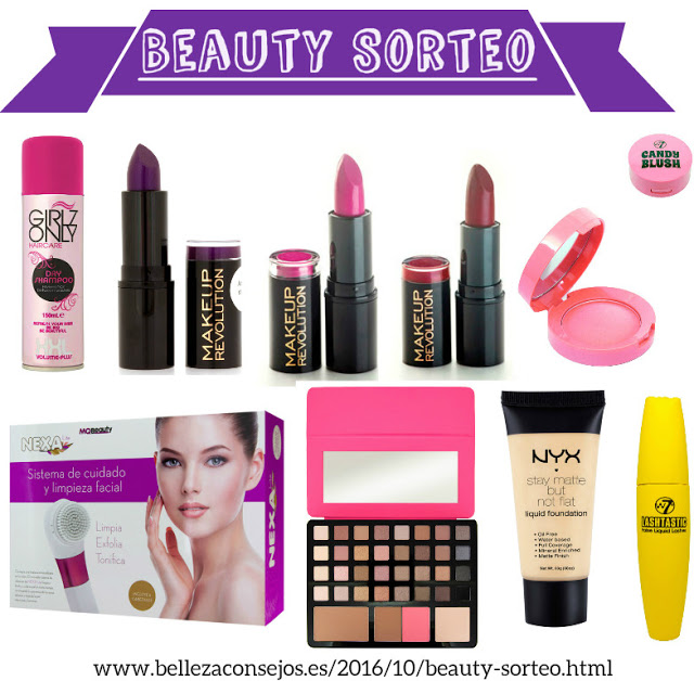 Beauty Sorteo