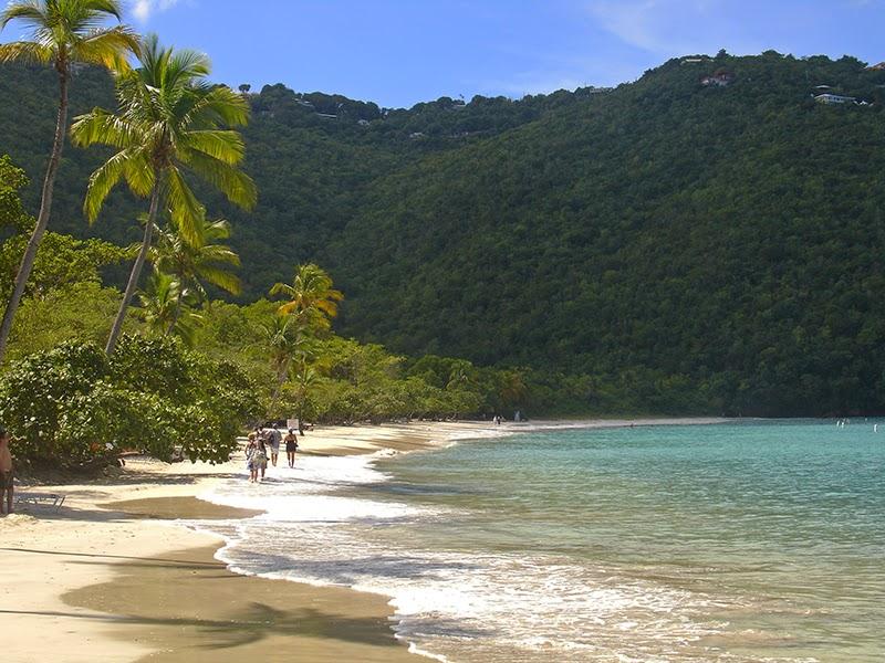Photo de Magens Bay à Saint Thomas, îles Vierges américaines