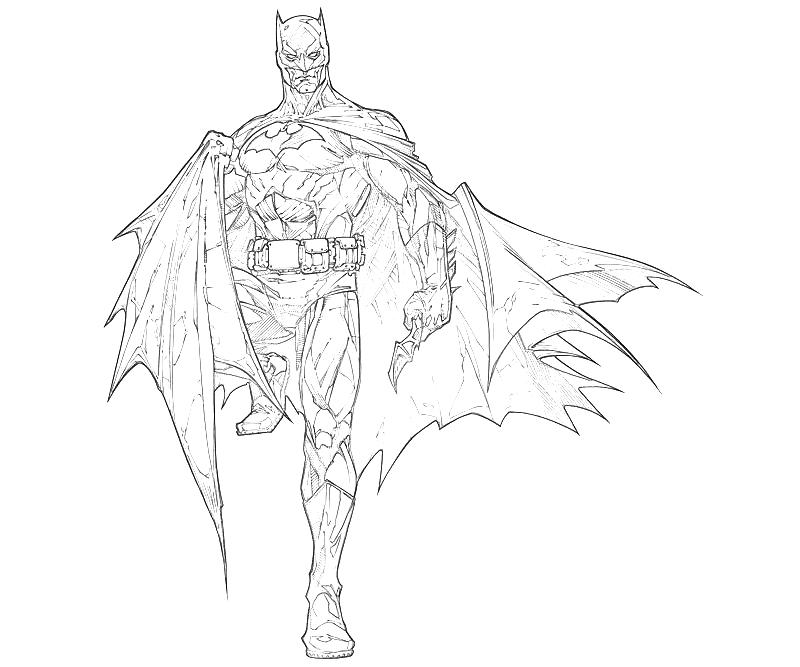 the joker arkham city coloring pages
