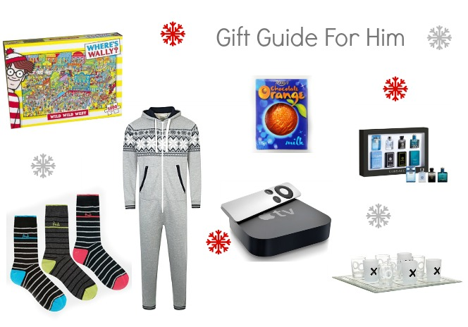 Christmas Gift Guide For Him Christmas Gift Guide For Him