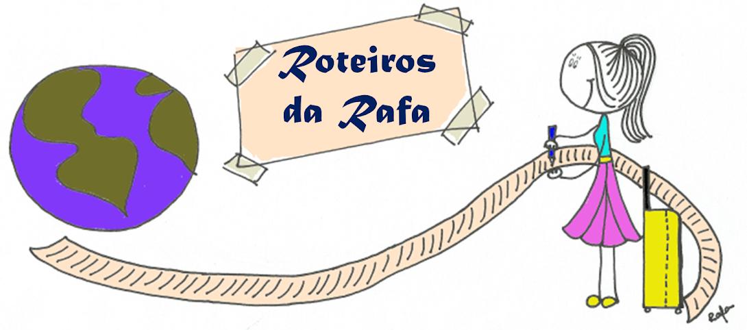 Roteiros da Rafa