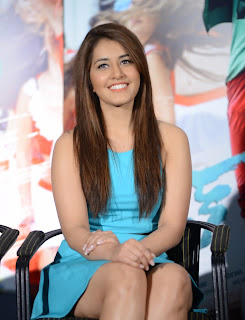 Actress Rashi Khanna  Pictures in Short Dress at Jil Trailer Launch  21