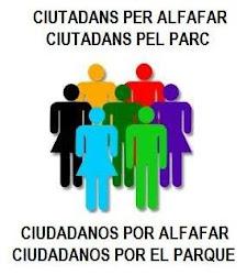 CIUTADANS PER ALFAFAR I EL PARC