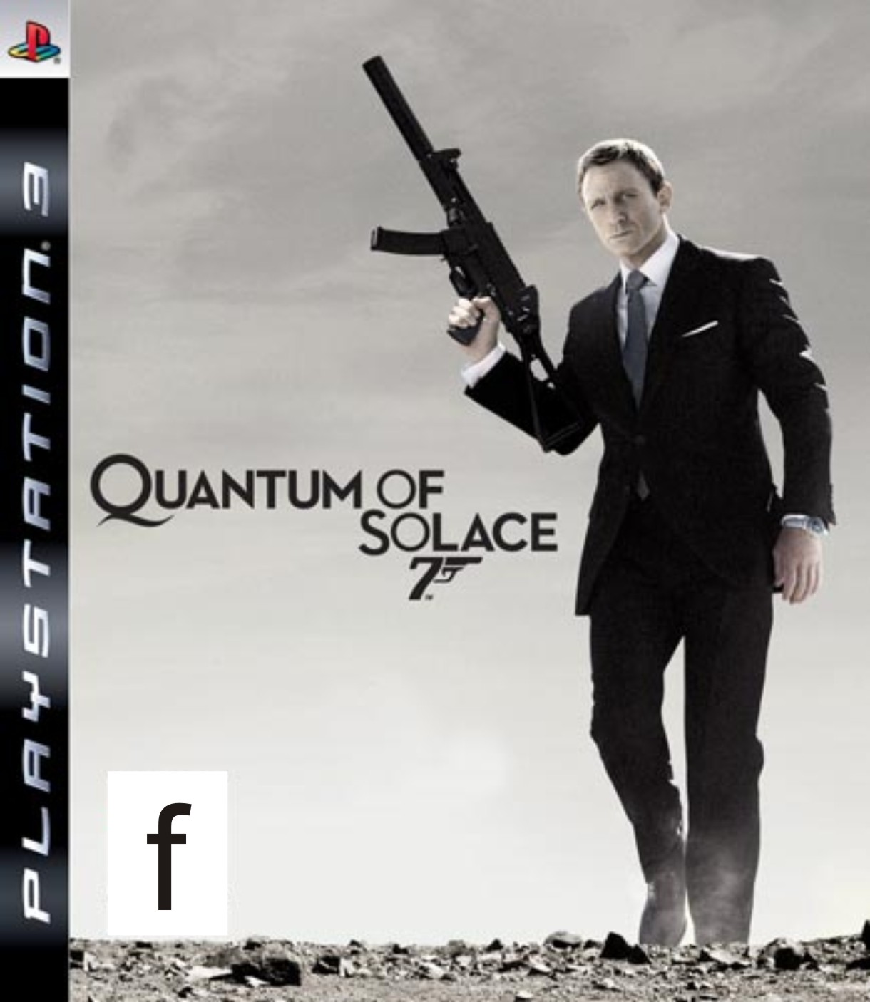 007  Quantum of Solace USA ISO lt PS2 ISOs  Emuparadise