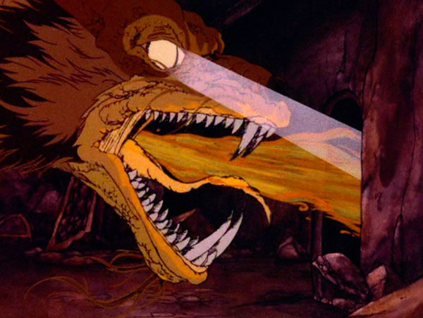 the realm of ryan the animated version of the hobbit 1977