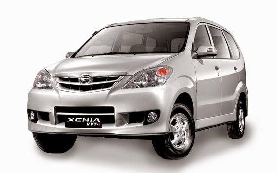 Rental Mobil Bandung Daihatsu Xenia