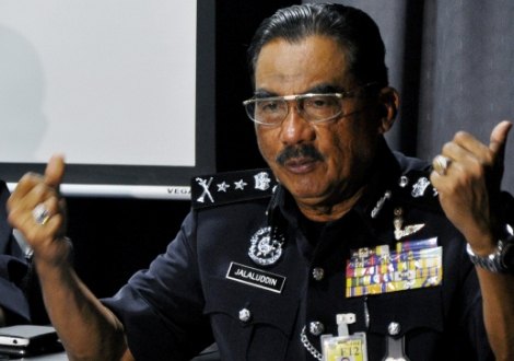 Datuk Jalaluddin Abdul Rahman