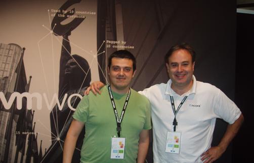 VMWorld 2015 Barcelona and Josep Ros