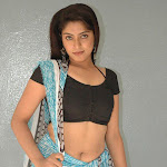 Reshma Actress Hot in Saree Stills