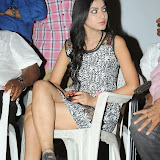 Ruby Parihar Photos in Short Dress at Premalo ABC Movie Audio Launch Function 120