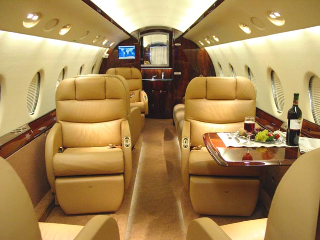 Luxury Private Jets Private Jet Interiors Private Jet Charters