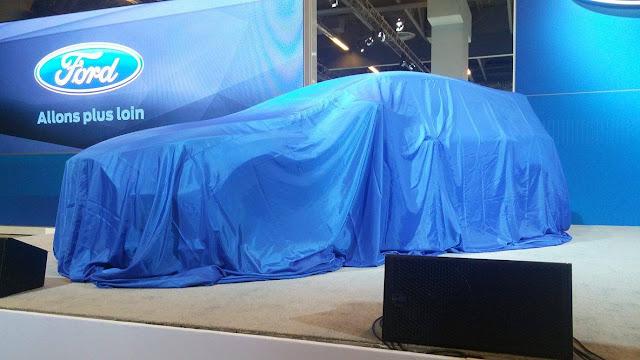 Les nouveautés #FordQuébec #FordCanada au Salon de l'auto de Montréal