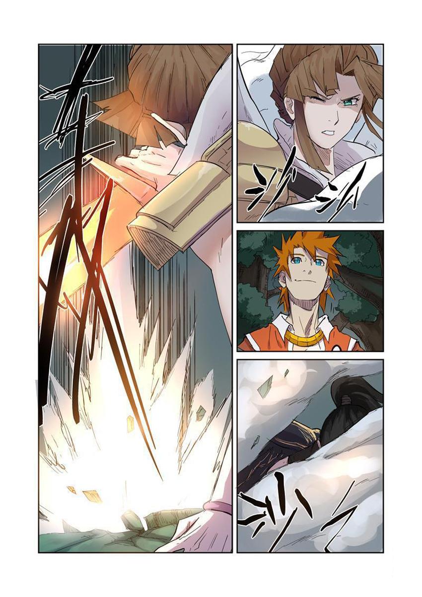 Yêu Thần Ký chap 172 - Trang 4