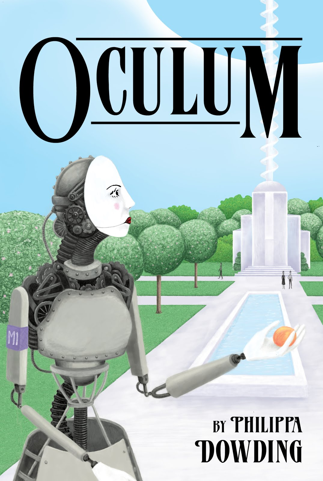 OCULUM is a Forest of Reading Silver Birch 2020 and SYRCA Diamond Willow 2020 nominee!