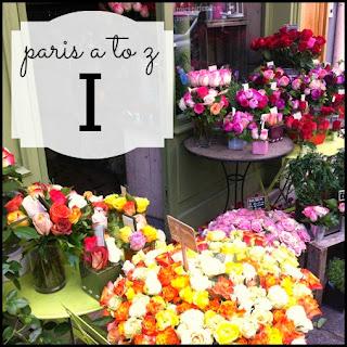 Paris A to Z: I is for Ile St. Louis