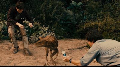 """Cena do filme """"Projeto Dinossauro"""""""