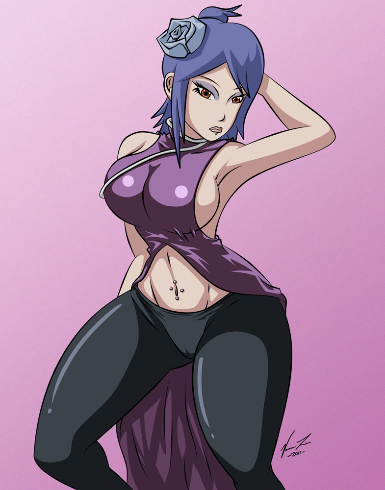 Konan [Naruto][Megapost]