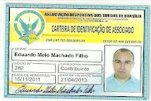EDUARDO MELO MACHADO FILHO - Diretor de Relações Públicas da ADSB - DF