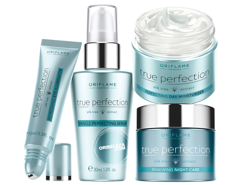 Gama True Perfecting da Oriflame