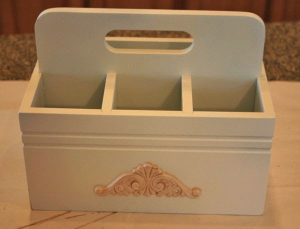 C mo hacer una caja para l pices y plumones paso a paso - Muebles con palets como hacer ...