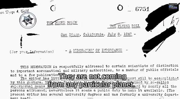 fbi2 - Impactantes documentos oficiales confirman que razas extraterrestres viven en la Tierra: (Video y fotos)