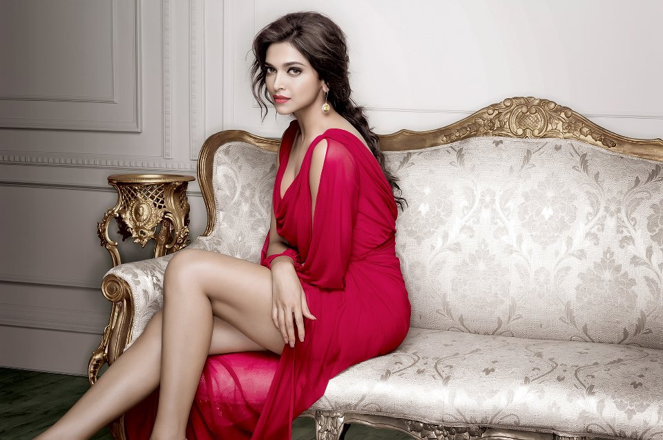 Deepika Padukone Hot Photoshoot