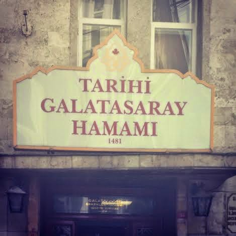 review:  tarihi galatasaray hamami (turkish bath).