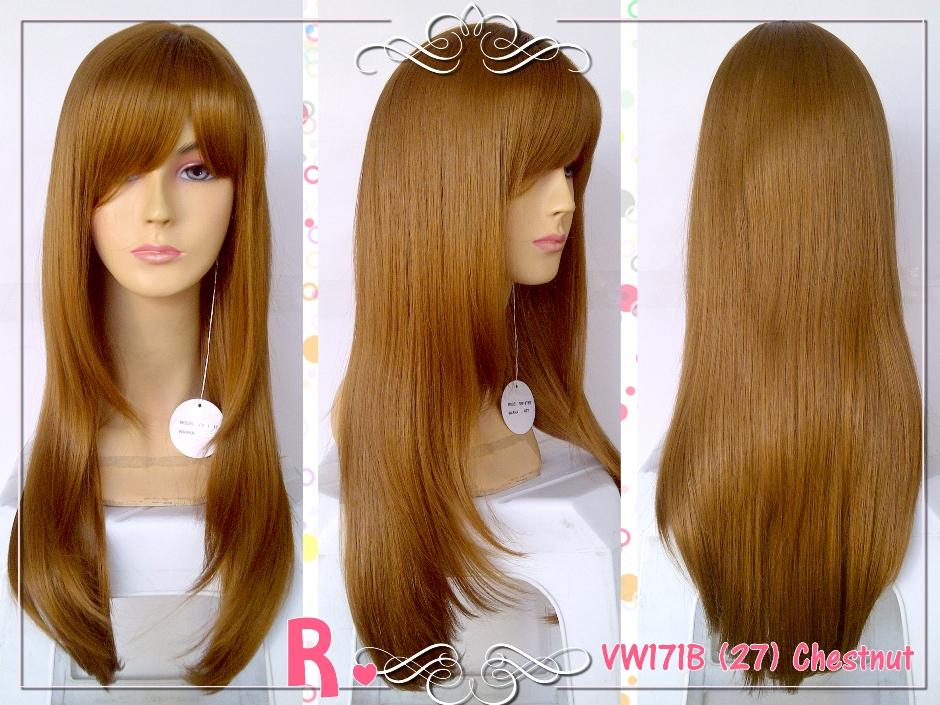 Rambut Warna Dark Brown