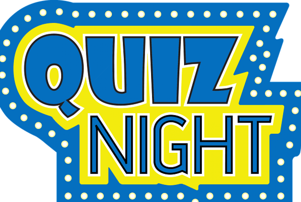 QUIZ NIGHT SAT 19 JANUARIE