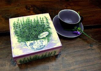 Warsztaty zdobienia herbaciarek drewnianych