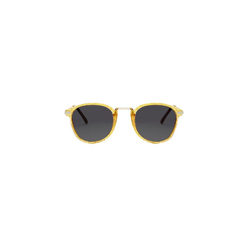 fcad743639 In a retro style like a cat s eye or slightly rounded frame nineties