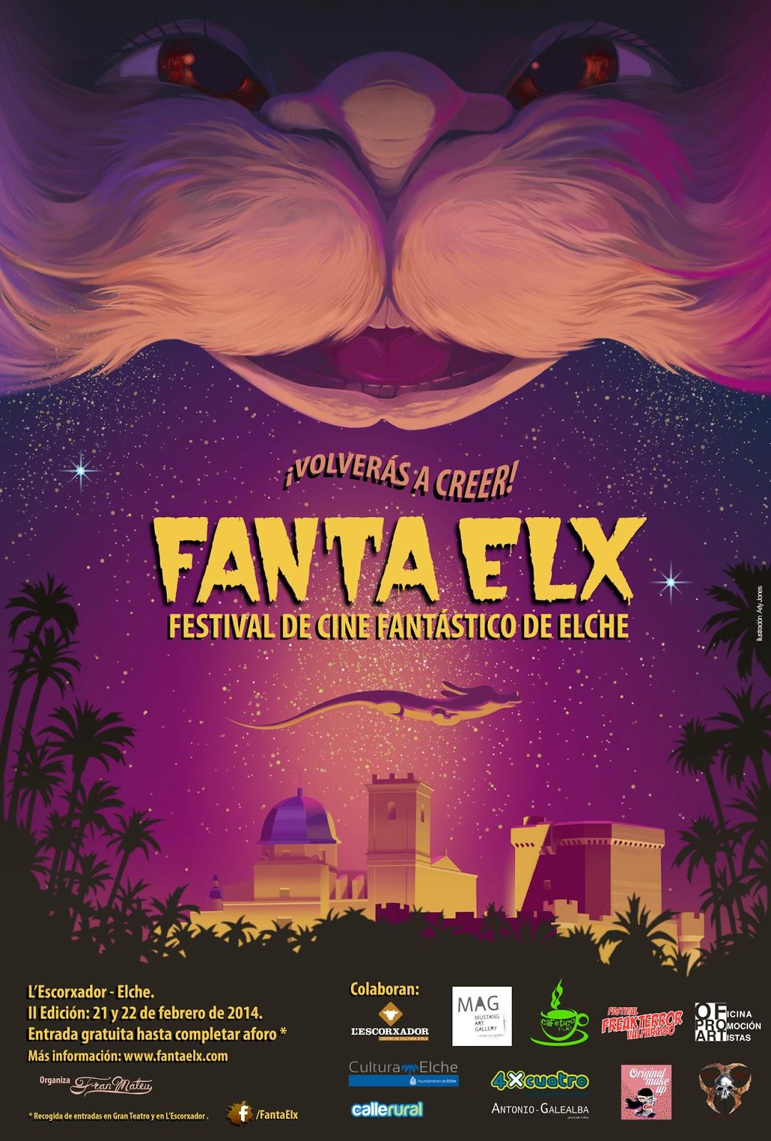 FANTA ELX Festival de Cine Fantástico de Elche
