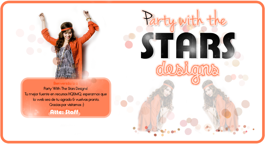 Party With The Stars Designs