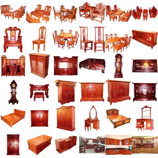 đồ gỗ Việt Nam
