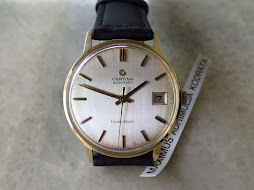 CERTINA SOLID GOLD 14 K - AUTOMATIC CAL 25-651