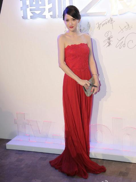 Những năm gần đây Trần Kiều Ân khá nổi bật trong lĩnh vực thời trang.