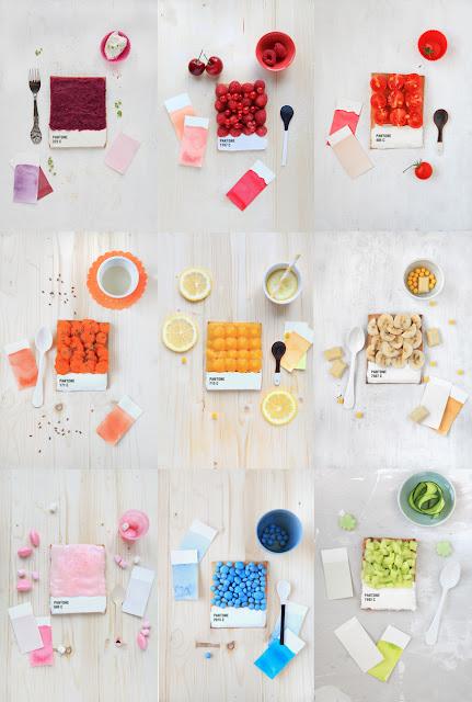 Palette culinaria