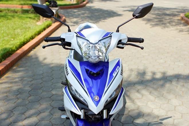Phủ nano xe Yamaha Exciter